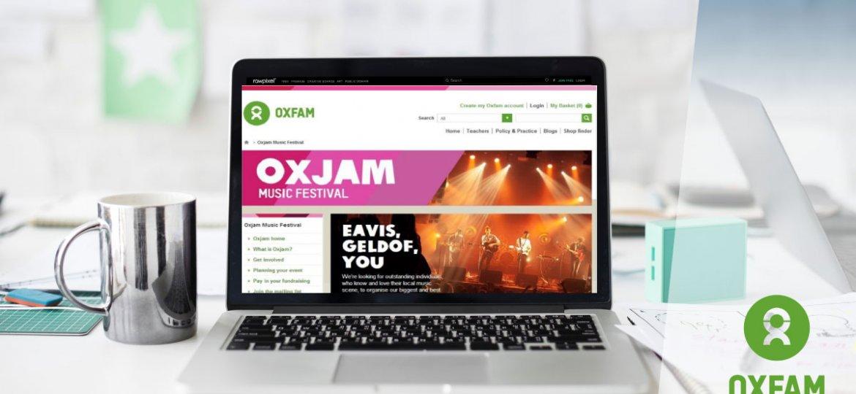 Oxfam Case Study
