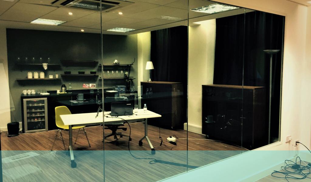 usability testing lab