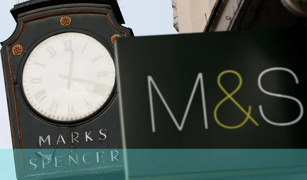 m&s website user experience