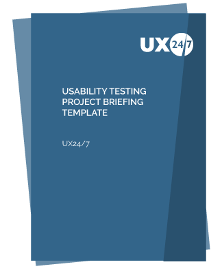usability-testing-project-briefing-document
