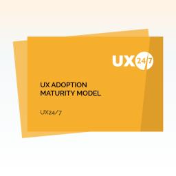 ux maturity model