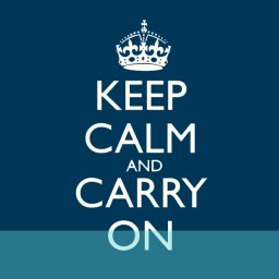 Keep Calm and Carry on doing UX Research