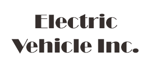Elctric Vehicle Inc mock logo