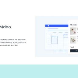 screen grab from usertesting.com