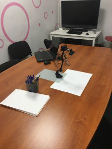 Usability testing in Russia