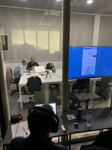 usability testing in Italy - Turin lab