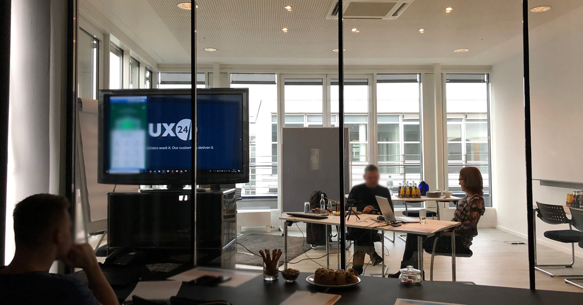 mobile app usability testing in Germany