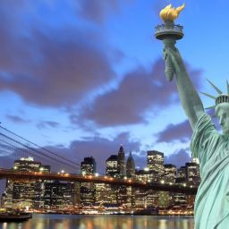 image of New York skyline